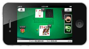 iPhone Blackjack